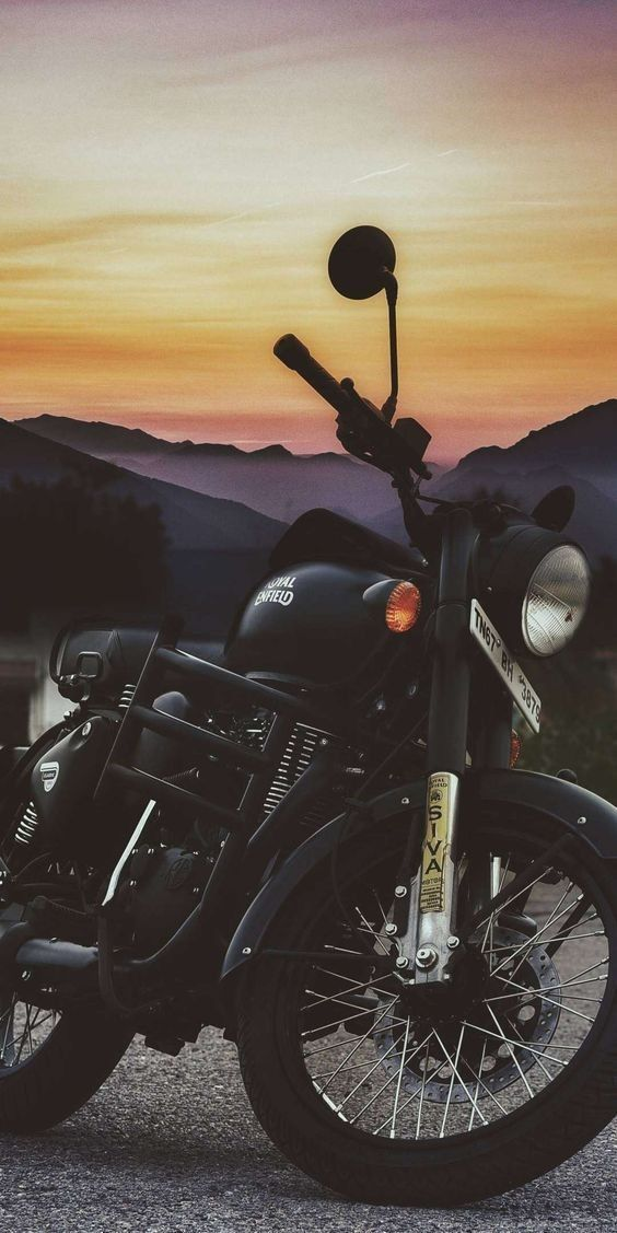 Photo of Royal Enfield Wallpapers for mobile HD