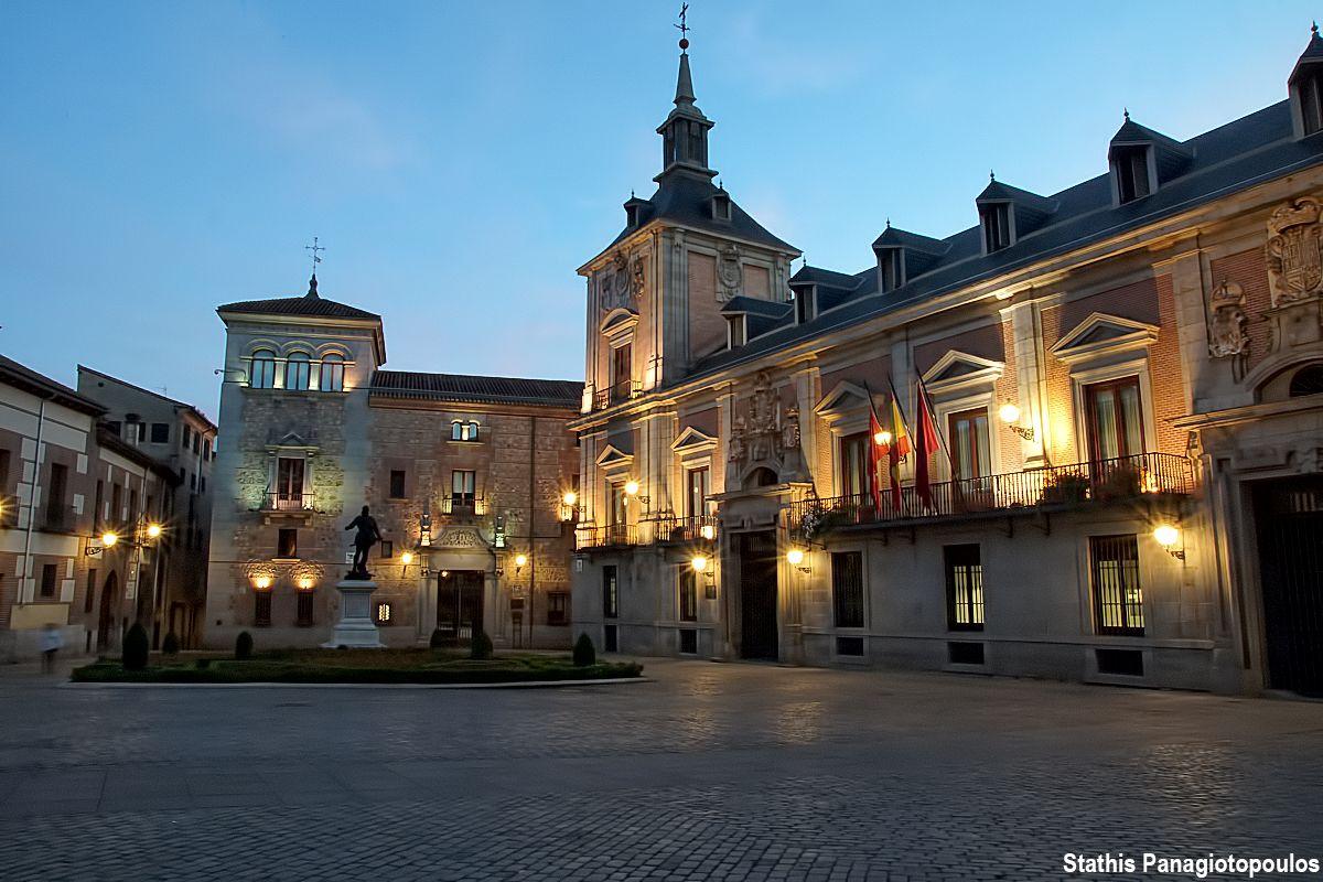 Plaza de la Villa Madrid Photo in Album Cities - Photographer: Stathis Panagiotopoulos