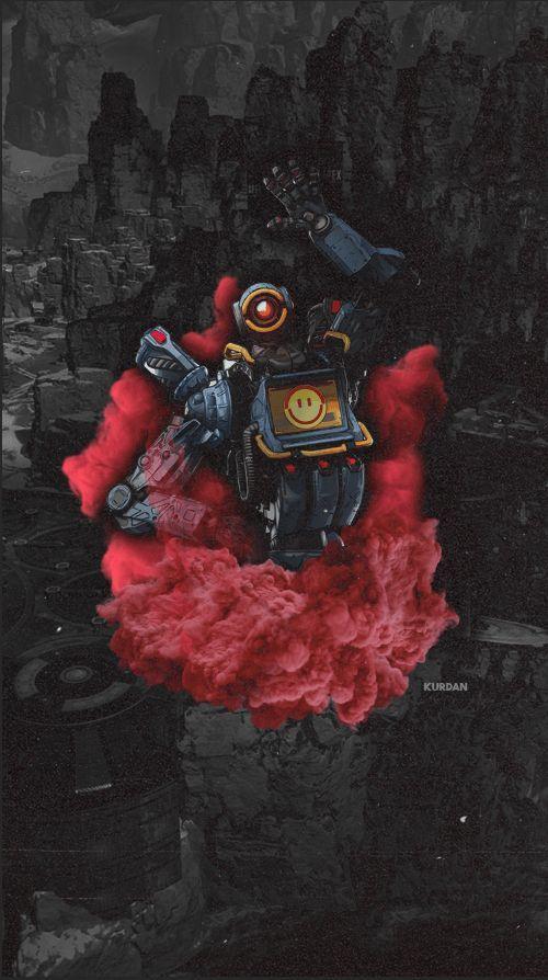 Apex Legends Pathfinder Legends Pathfinder Genel Genel Apex Legend Mobile Legend Wallpaper