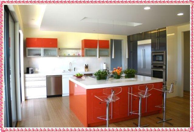 Creative Kitchen Cabinets Ideas Different Colors Cabinet Design - Kitchen-interiors-design-creative