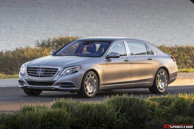 2016 Mercedes-Maybach S 600 Magno Alanite Grey. Maybach is back! from 187,000 Euro - Pair Magic Body Control with Mercedes-Maybach's efforts to make the new Maybach S600 the quietest car in the world (10% quieter) and you are in for a smooth quiet ride. The rear-seat entertainment offers about 10 different ways to connect and play audio and video. For extra privacy you can electrically close the rear-, side and sunroof window blinds. There are also 6 different types of massages offered...x