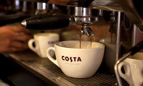 Costa Express Are Now Using Machine Telemetry To Drive The Replenishment Of Their 2600 Self Serve Coffee Bars U Costa Coffee Costa Coffee Shop Costa Coffee Cup