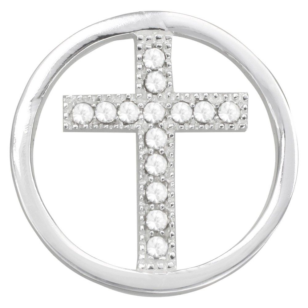 lg silver locket product sterling wid cross lockets