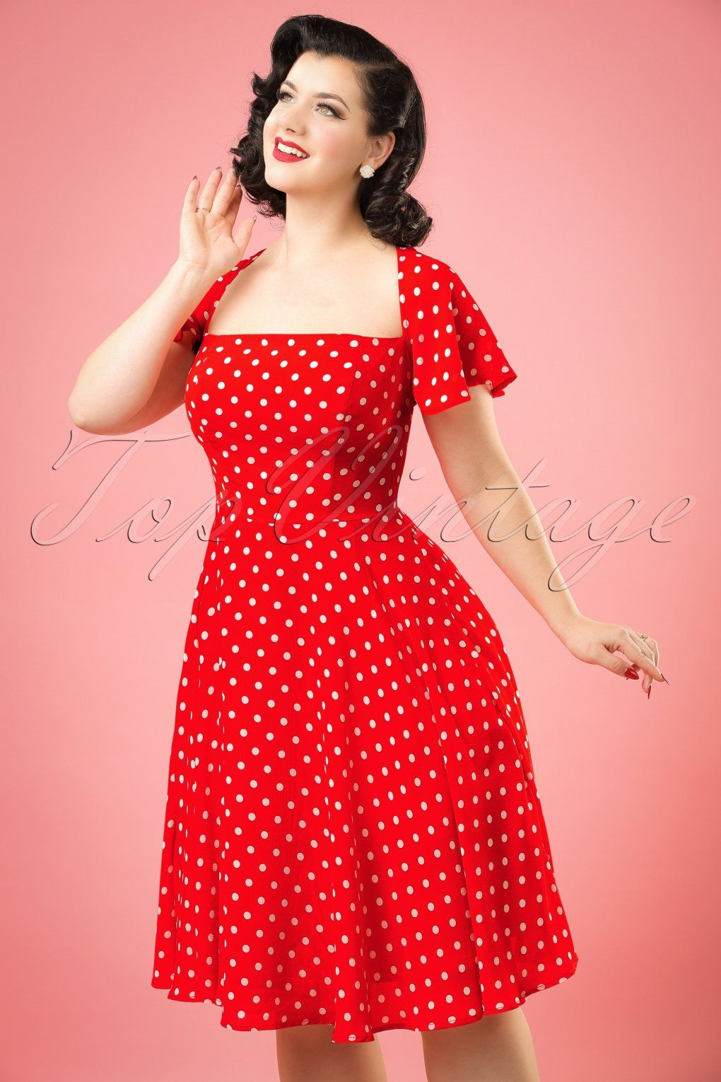 Vintage Style Dresses 30s, 40s, 50s, and 60s