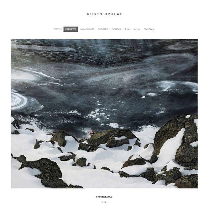 Ruben Brulat - Cargo - Favorite Sites