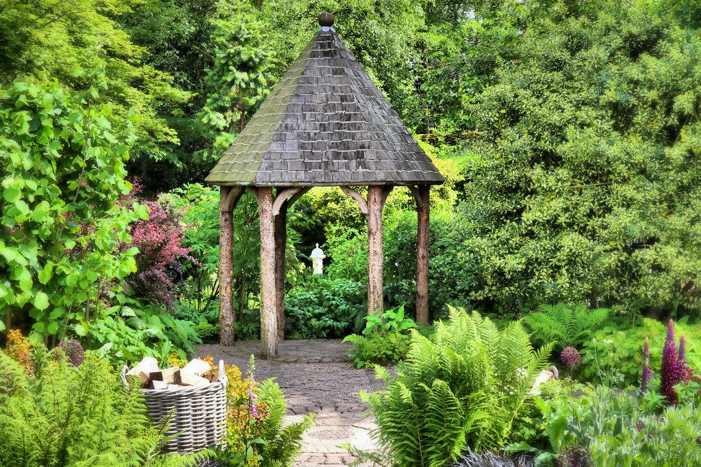 York Gate, Leeds Uk (3) -   Garden landscaping, Garden ...