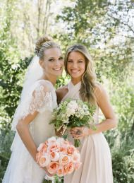 Molly Sims + Scott Stuber's Wedding from Gia Canali: Part II - Style Me Pretty