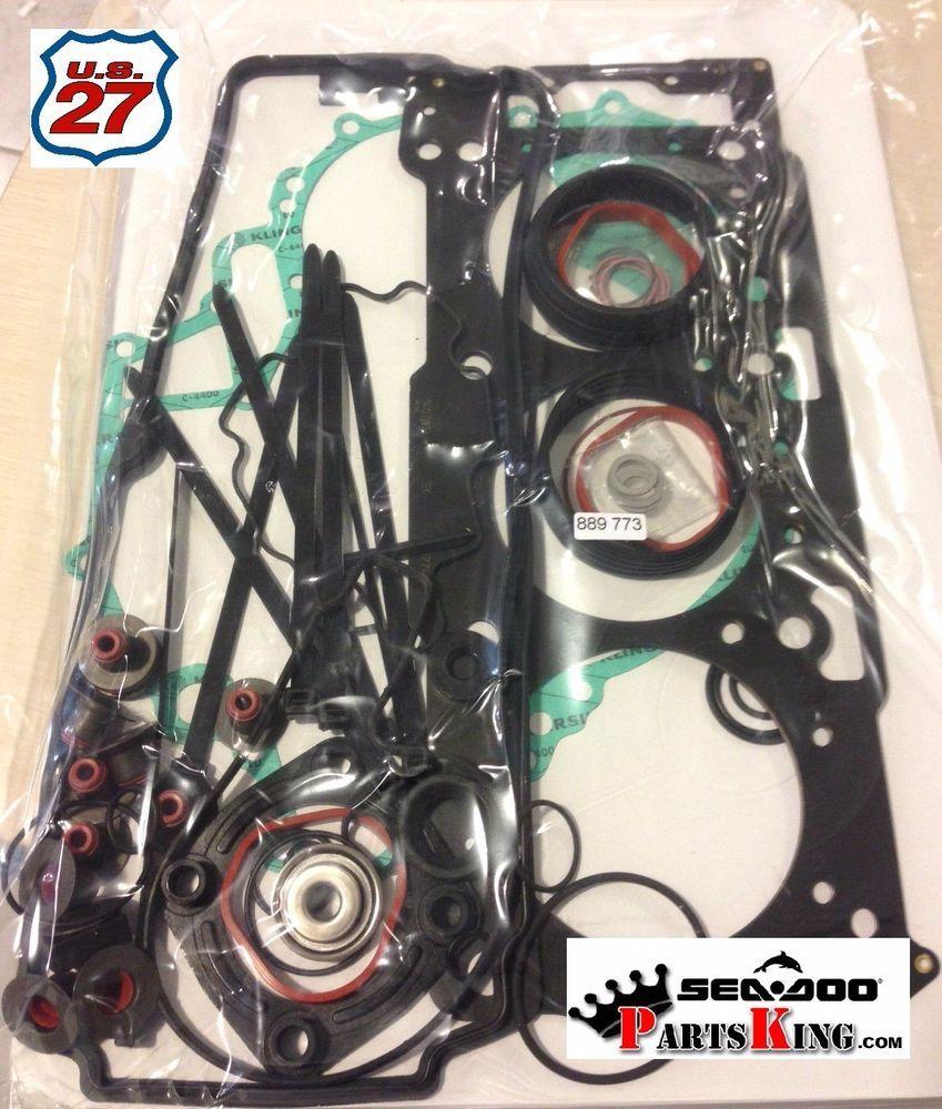 Details about Sea-Doo 2003-2005 GTX 4TEC Supercharged RXP Engine