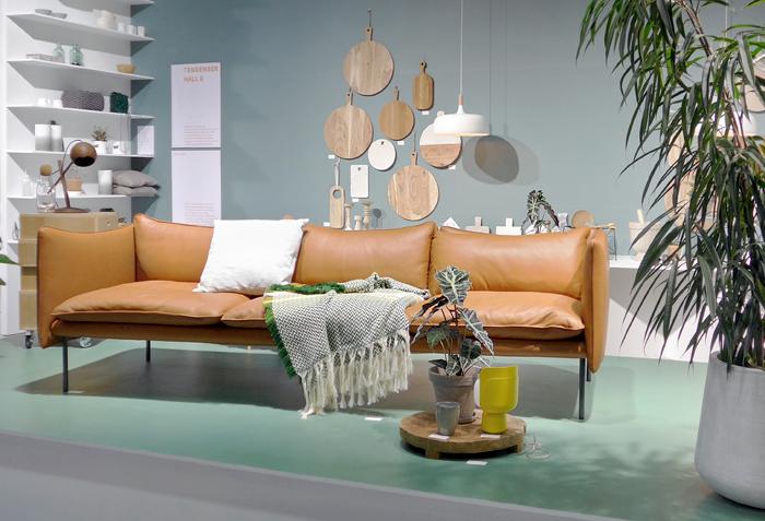 Tiki Sofa by Andreas Engesvik photo by nina holst l i v i n g r o o m Pinterest Wall