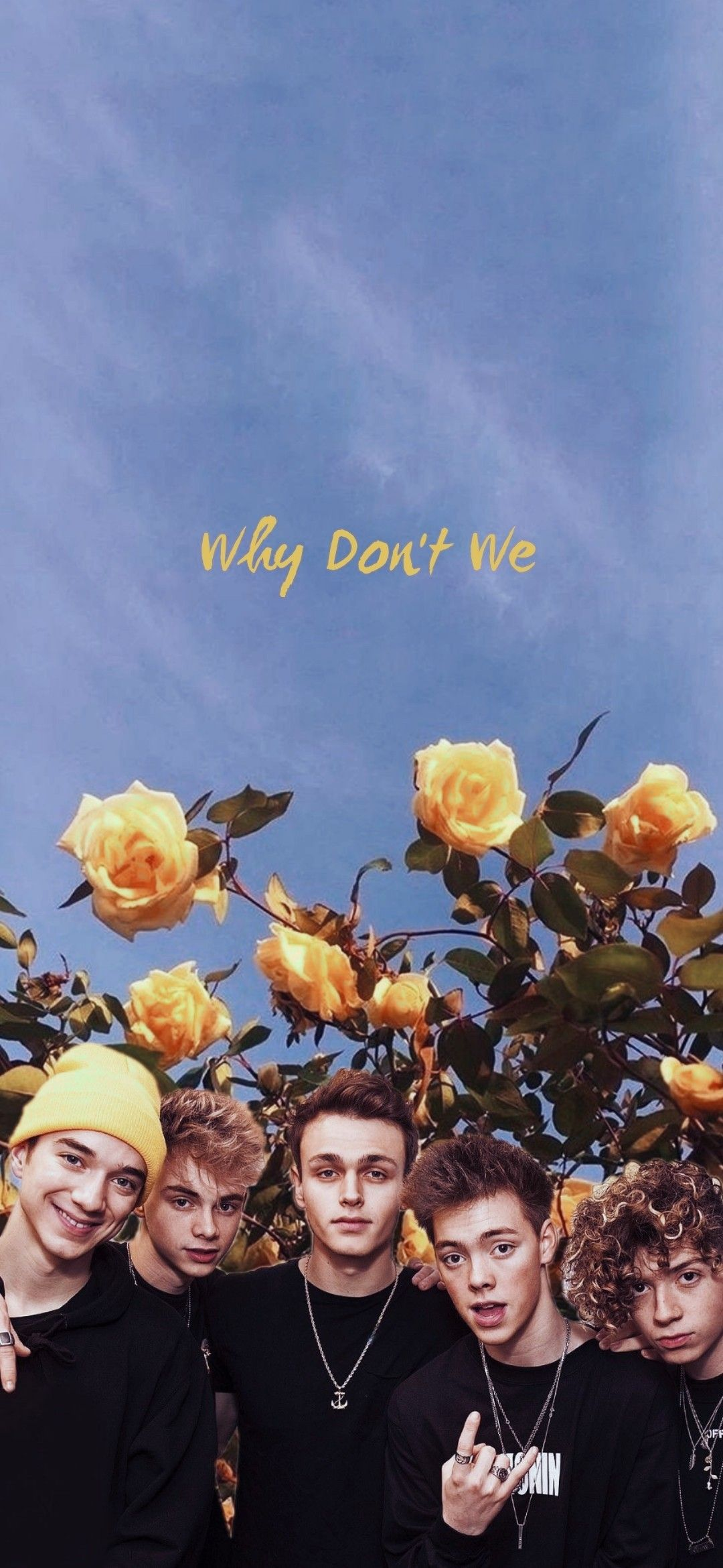 Why Don T We Wdw Why Dont We Boys Aesthetic Wallpapers