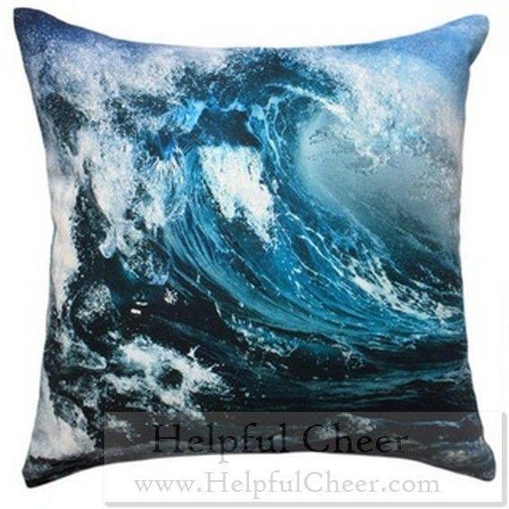 Jovi Home 40inch Colossal Wave Decorative Throw Pillow Shop Black Magnificent Black Friday Decorative Pillows