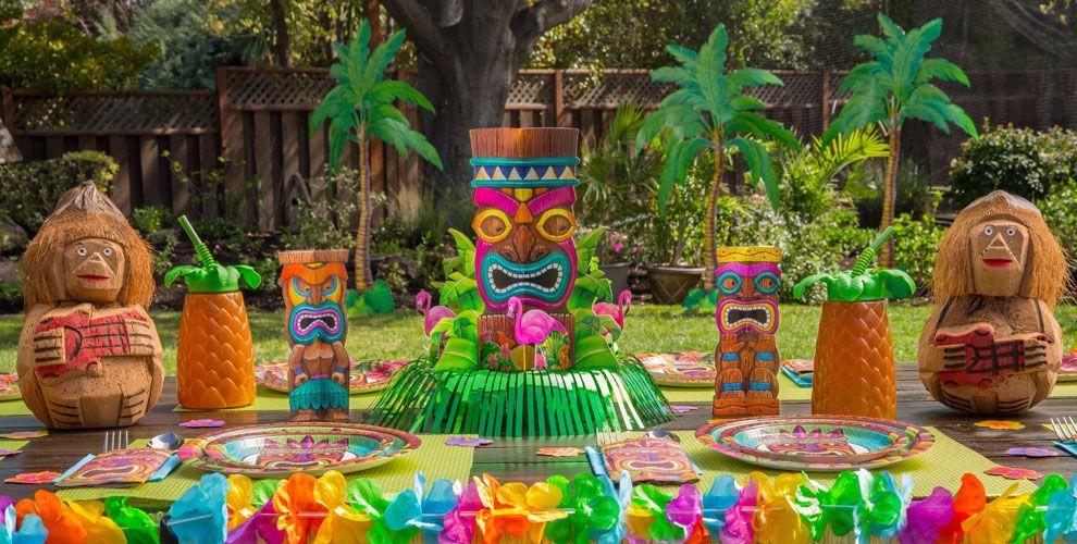 Superb Hawaiian Theme Party Decoration Ideas Part - 6: Luau Decorations - Party City