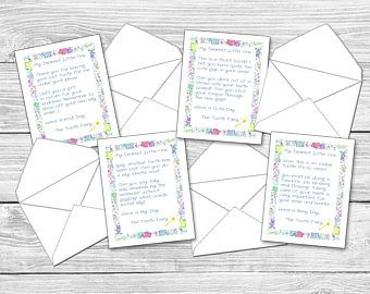 Tooth fairy printable   Etsy