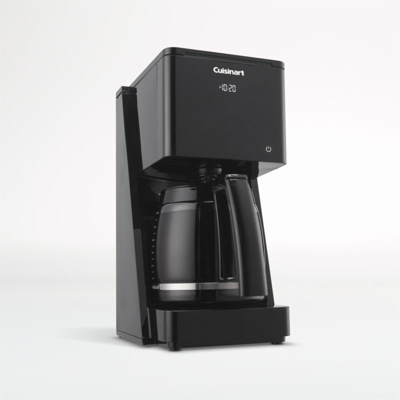Cuisinart Touchscreen 14 Cup Programmable Coffeemaker Reviews Crate And Barrel In 2020 Coffee Maker Coffee Maker With Timer Cuisinart
