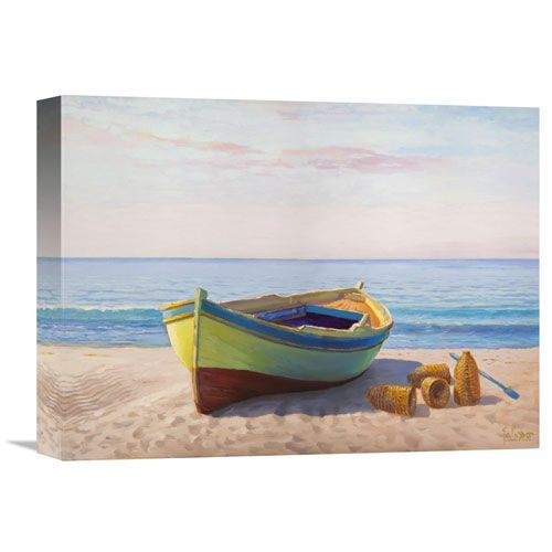 Al Mattino By Adriano Galasso, 16 X 12-Inch Wall Art