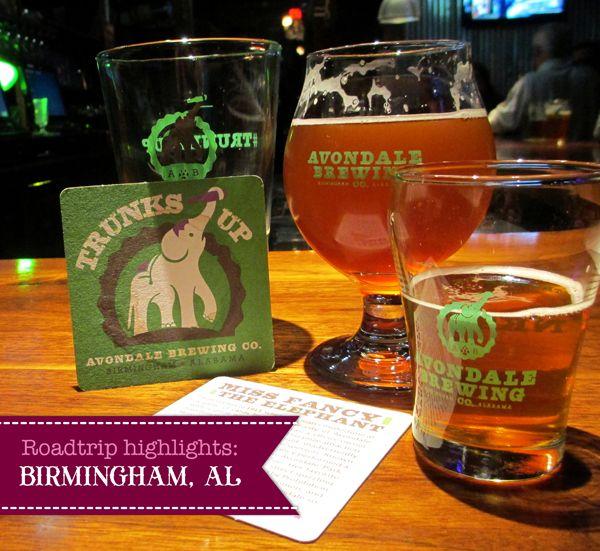 Avondale Birmingham Al: Road Trip Highlights: Avondale Brewing Company In