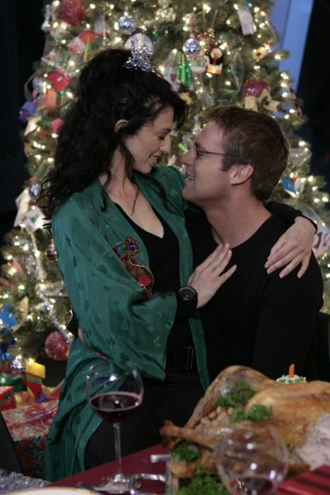 Stargate SG1 - Daniel Jackson was my fav character, and I really like the romance between he and Vala.