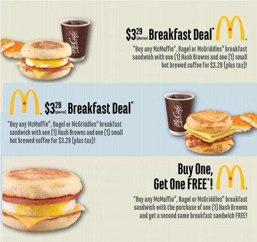 mcdonalds canada coupon app