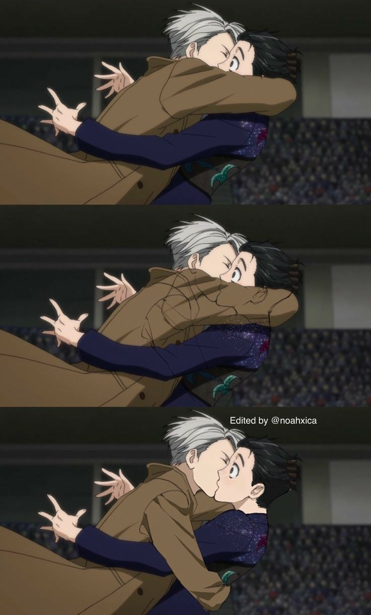 YURI!!! ON ICE Pictures! - Blessed with this info