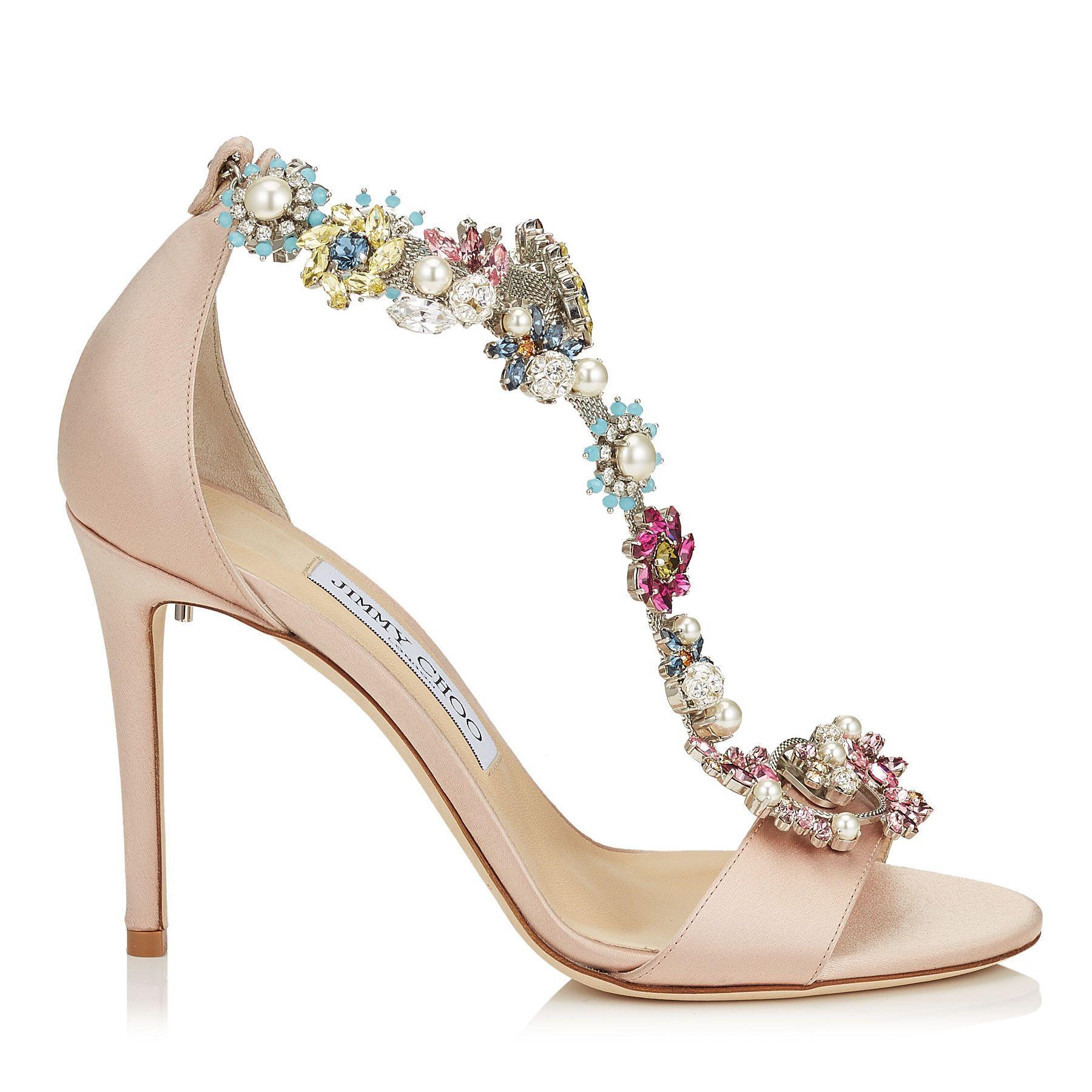 e91a50d58d9 flower heels