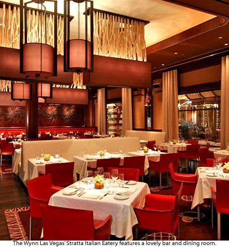 5 Star Restaurants Stratta Joins The Tempting Array Of Culinary Offerings At Wynn Las