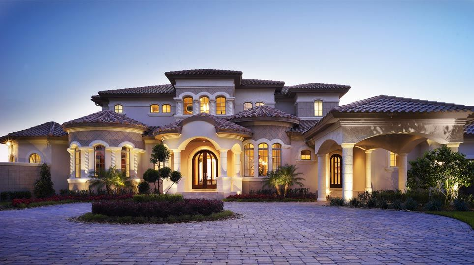 Mediterranean Luxury Home Google Search Homes Dream Casa
