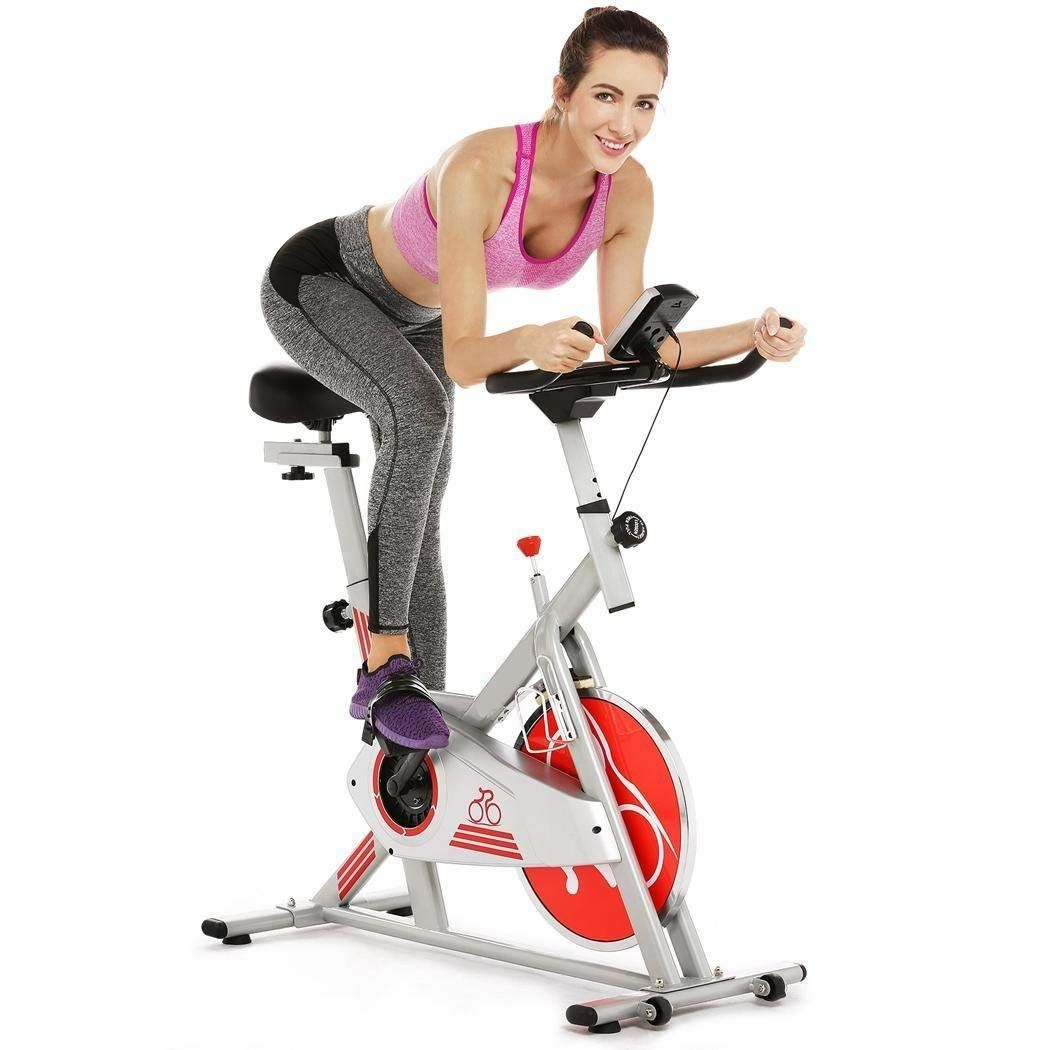 Details about  /Deluxe Home Exercise Bike