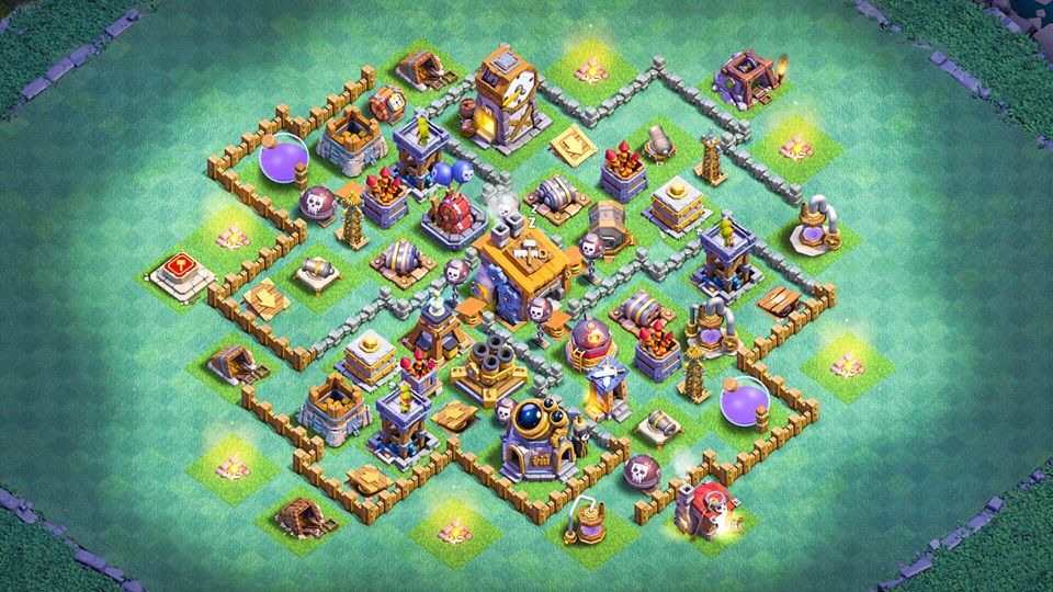 New Best Builder Hall 8 Bh8 Layout With Proof Unbeatable Builder Hall 8 Base Design Clash Of Clans Clash Of Clans Clan Design