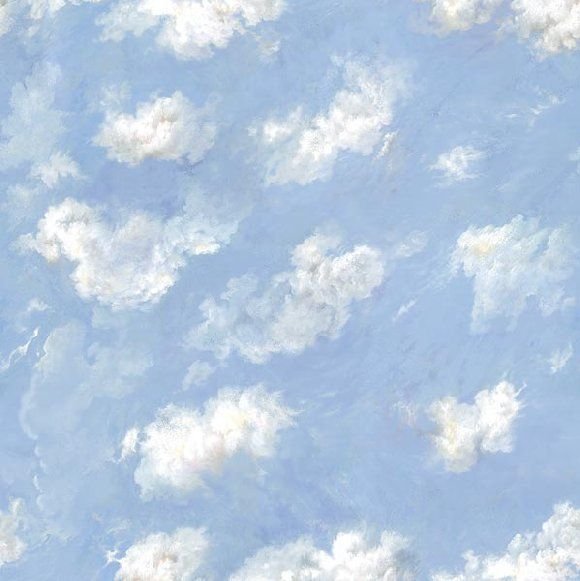 These Large Sky Murals Can Be Tiled On Walls Or Ceilings