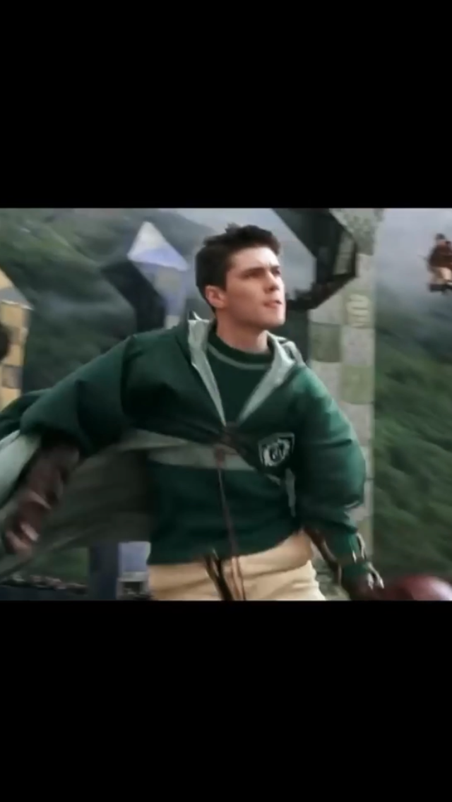 Adrian Pucey Harry Potter Quidditch Hogwarts Quidditch Harry Potter Scene