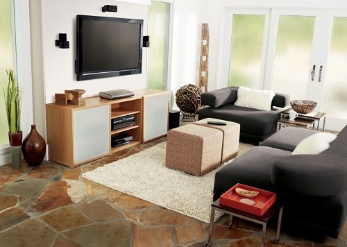7 Ways How To Set Up A Living Room Of The Smaller House  Smallest Inspiration Living Room Design For Small House Review