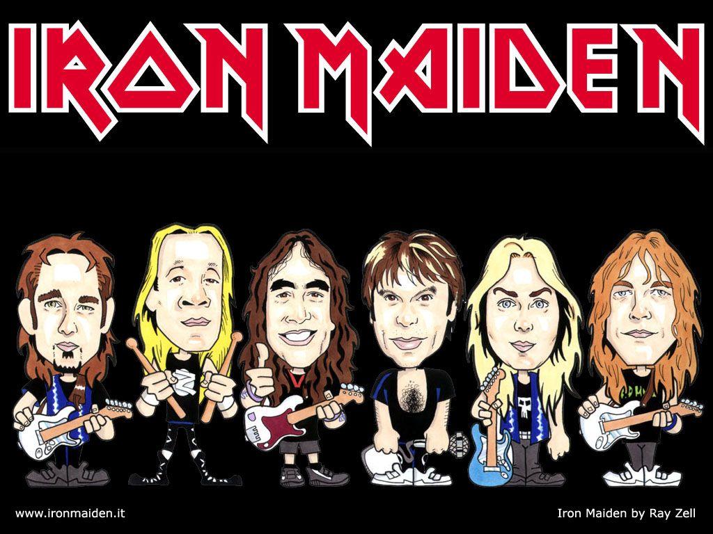 Iron Maiden Wallpapers