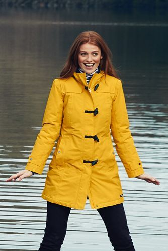 b9903fc22024 Women s+Squall+Duffle+Coat+from+Lands +End