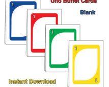 Printable Uno Cards Uno Cards Create Logo Design Cards