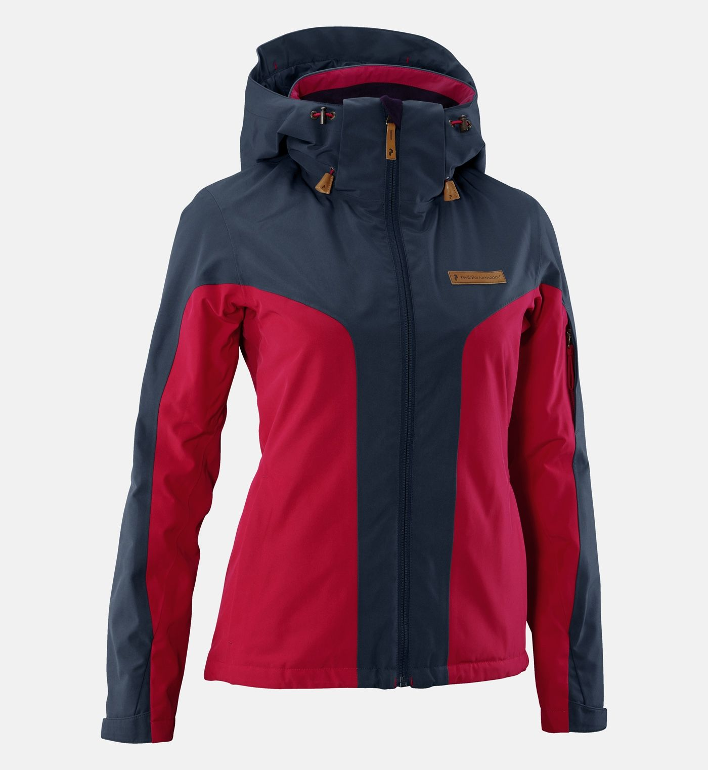 Women's Wear Performance Jacket Active Kendall Uniforme Peak TwTAra4xq
