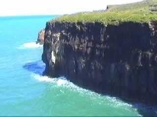 Roca Partida de los Tuxtlas, Veracruz