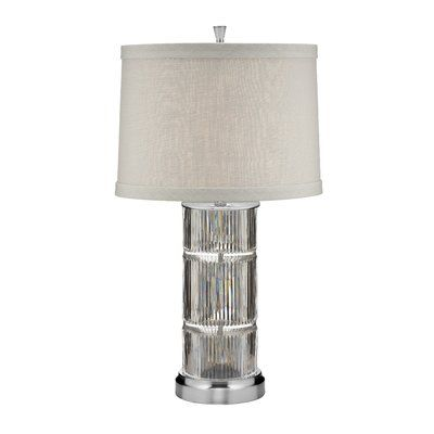 """Waterford Linear 26"""" Table Lamp"""