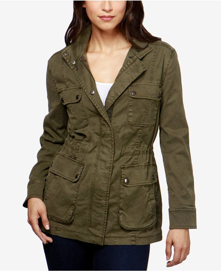 Lucky Brand Cargo Jacket & Reviews Jackets & Blazers