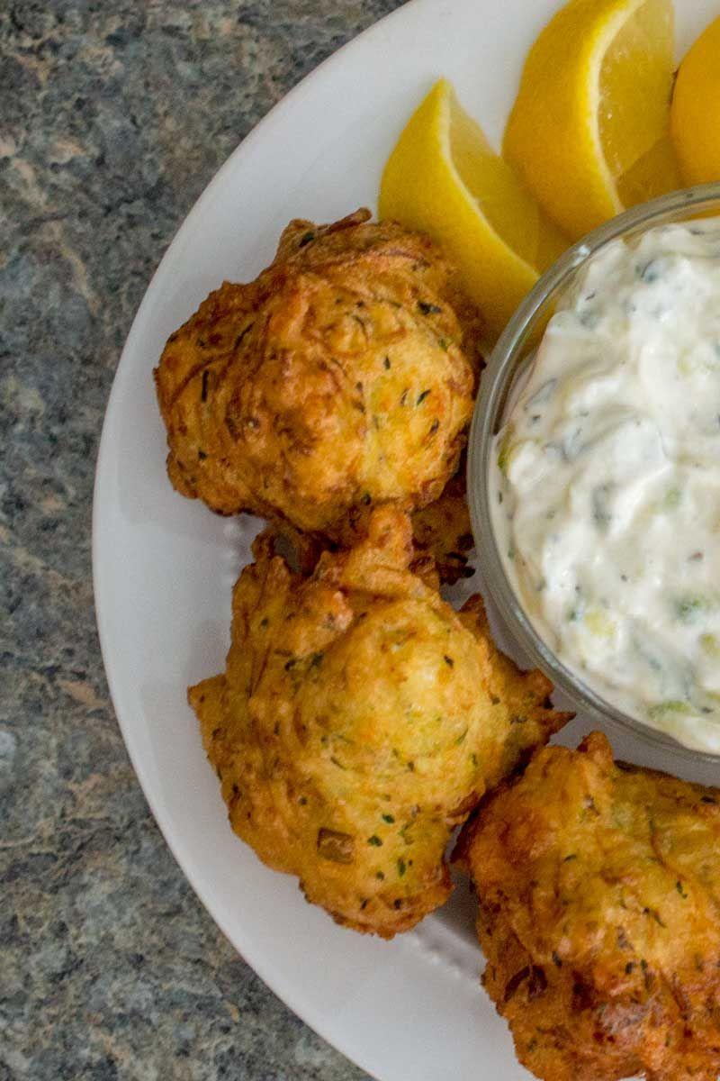 Greek Zucchini Balls Kolokithokeftedes Recipe Beef Recipes Easy Zucchini Balls Recipe Greek Recipes