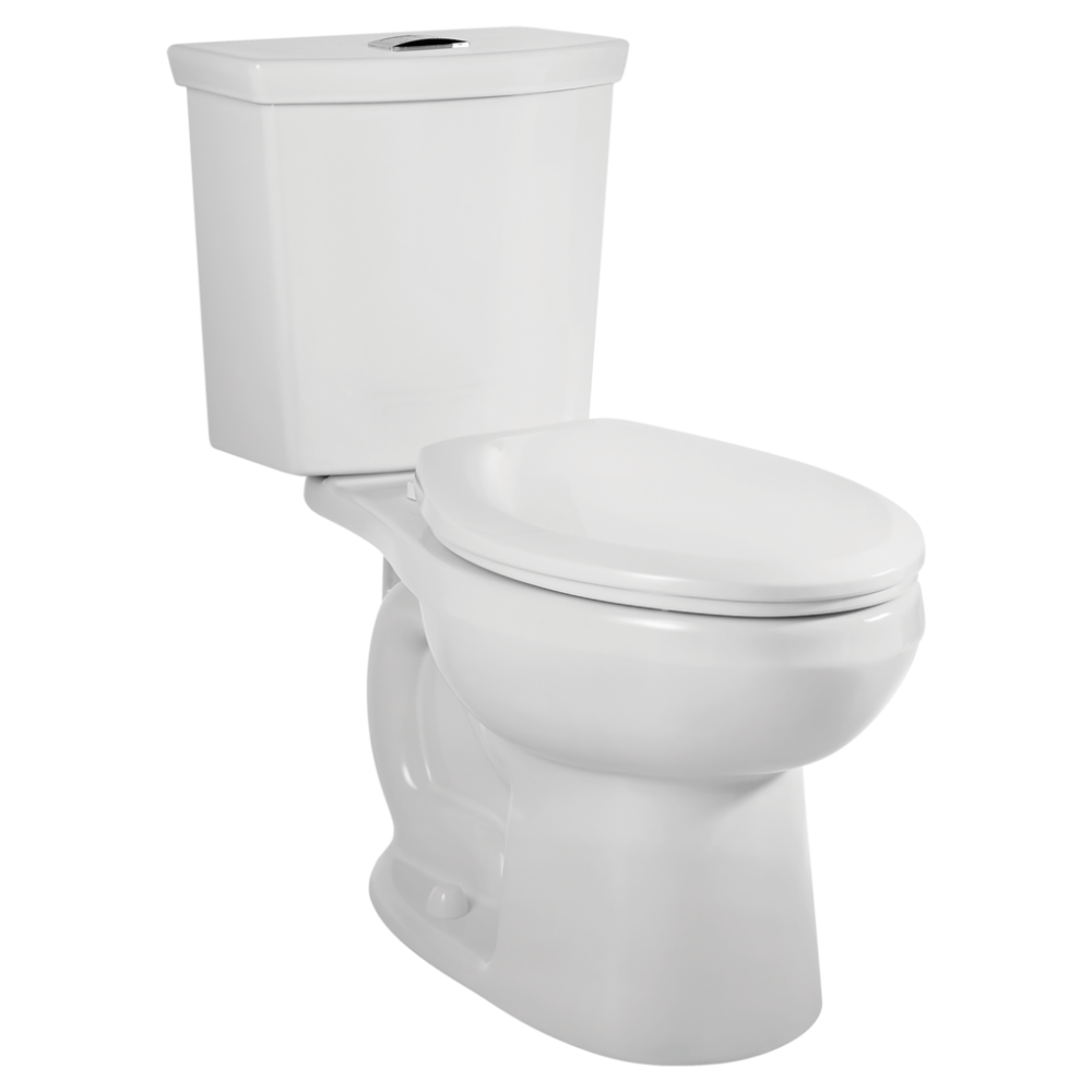 The American Standard Clean Dual Flush Right Height Elongated 1 0 1 6 Gpf Toilet Meets Epa Waters In 2020 Toilet For Small Bathroom Dual Flush Toilet American Standard