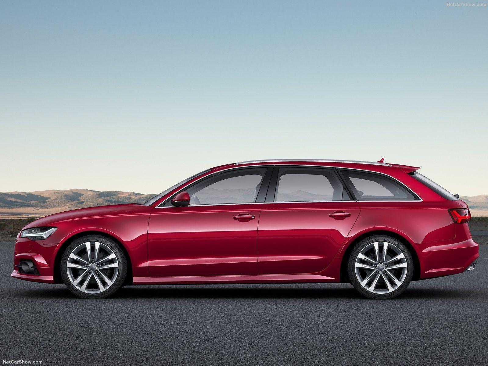 Audi A6 Avant 2017 Audi A6 Audi Audi A6 Avant