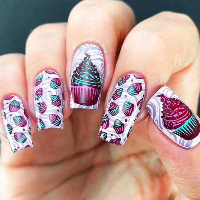 33 Unique Acrylic Nail Designs To Make Your Look Unforgettable