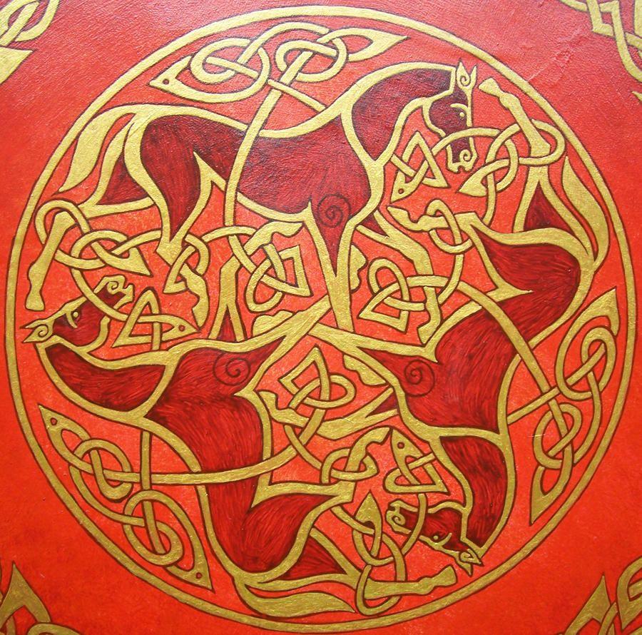 Celtic Cross Irish Poster Fine Art Print   Zazzle   Celtic Fine Art Prints