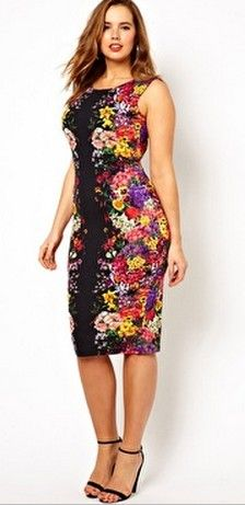 b0f4c931a86 Felicity Hart  Plus size summer 2013 dress picks from ASOS Curve