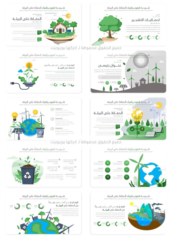 تحميل نموذج بوربوينت جاهز عن الحفاظ على البيئة من التلوث ادركها بوربوينت Powerpoint Presentation Design Presentation Design Powerpoint Presentation
