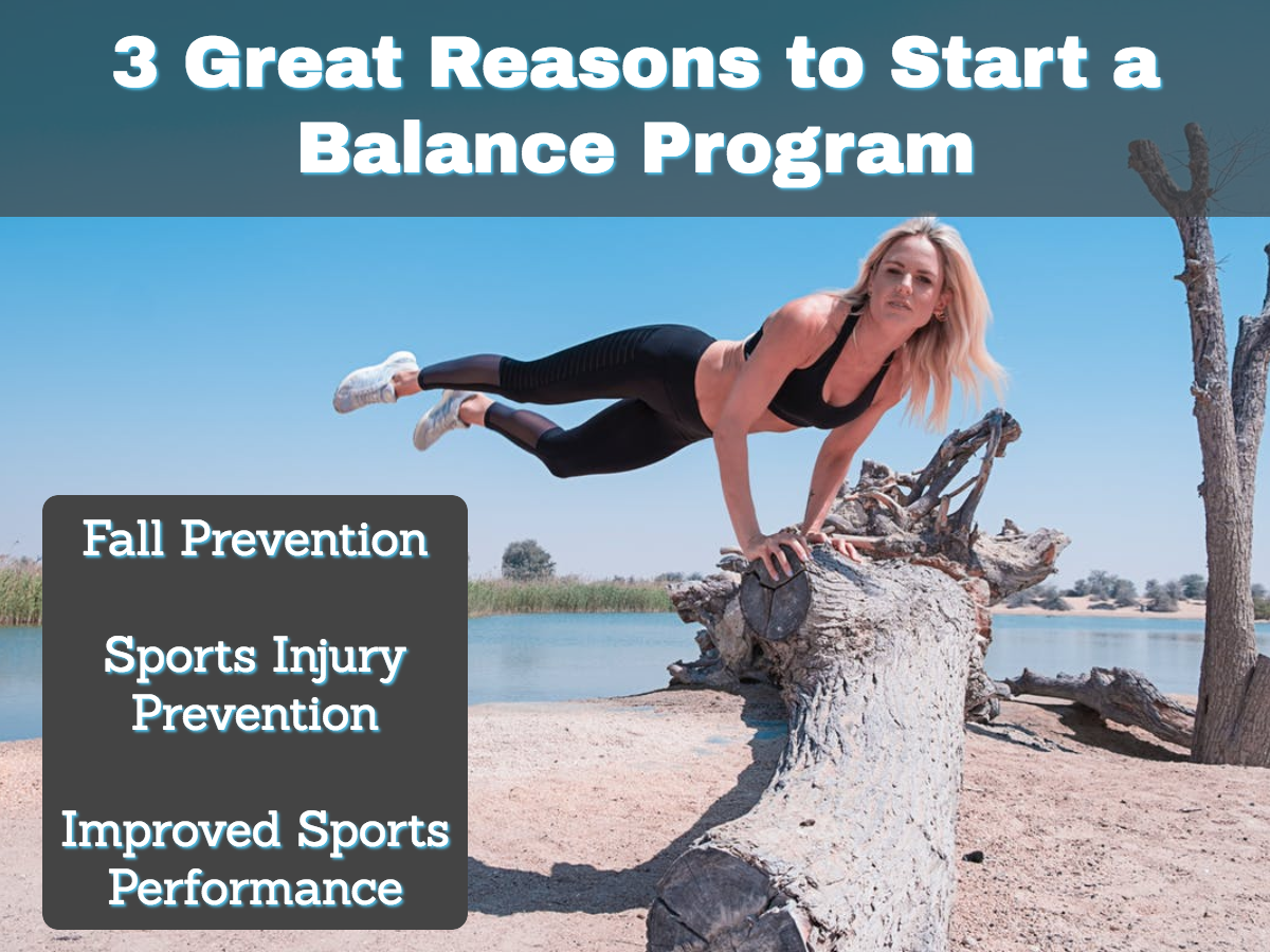 What can a balance program do for you, your child, or