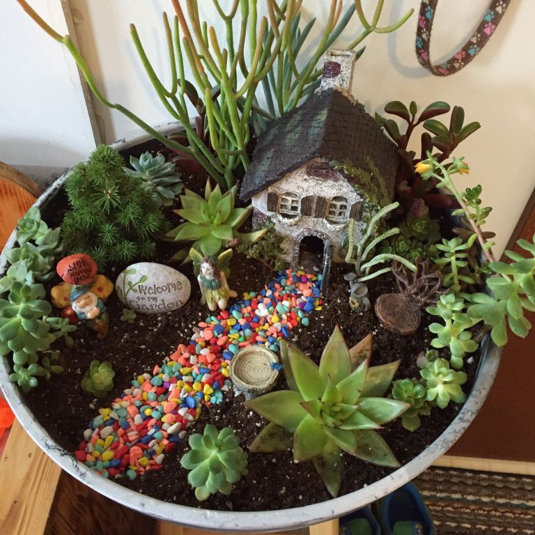 22 Best DIY Miniature Fairy Garden Ideas