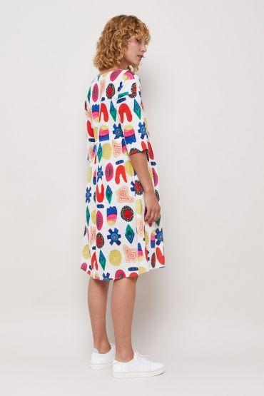 Ode Cotton Dress