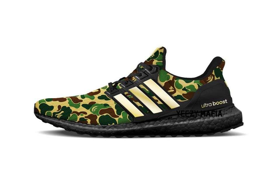 sale retailer 3dd12 36581 UPDATE BAPE x adidass Rumored 2019 Collab Includes UltraBOOST