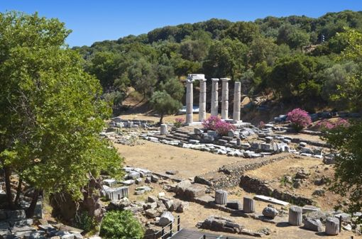 Visit Greece   Σαμοθράκη